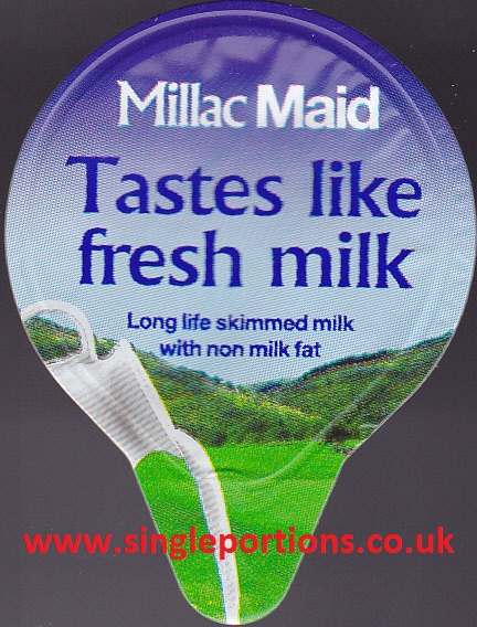 Millac Maid - Skimmed Milk with Non-Milk Fat